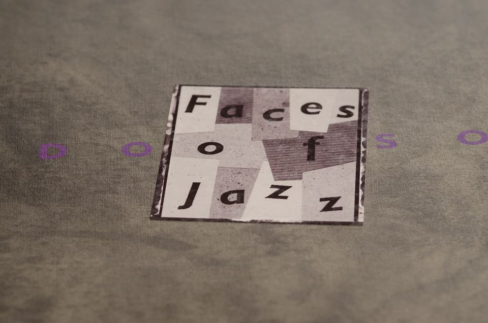 "Ydo Sol - ""Faces of Jazz"""